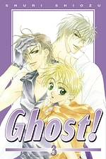 Ghost! #3