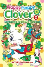 Happy Happy Clover #2