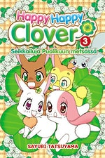 Happy Happy Clover #3