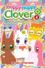 Happy Happy Clover #4