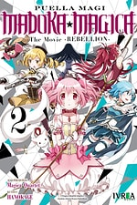 Madoka Magica: the Movie Rebellion #2