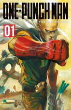 One-Punch Man #1 ✧
