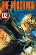 One-Punch Man #2