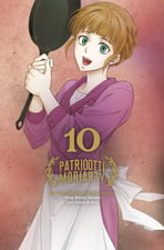 Patriootti Moriarty #10
