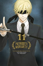 Patriootti Moriarty #11