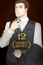 Patriootti Moriarty #12