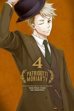 Patriootti Moriarty #4