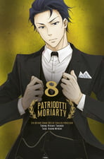 Patriootti Moriarty #8