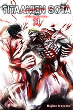 Titaanien sota - Attack on Titan #11