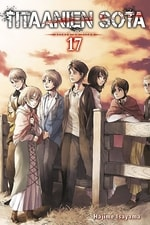 Titaanien sota - Attack on Titan #17