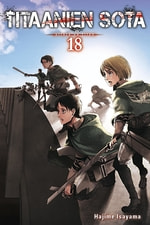 Titaanien sota - Attack on Titan #18