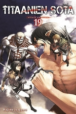 Titaanien sota - Attack on Titan #19