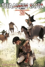 Titaanien sota - Attack on Titan #20
