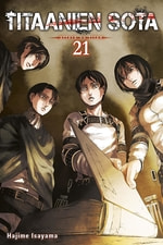 Titaanien sota - Attack on Titan #21