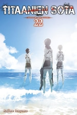 Titaanien sota - Attack on Titan #22