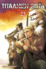 Titaanien sota - Attack on Titan #23