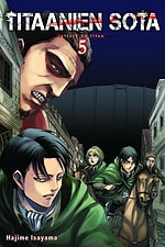 Titaanien sota - Attack on Titan #5